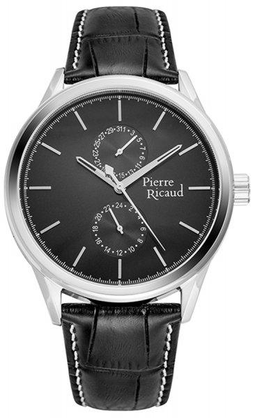 Zegarek męski Pierre Ricaud pasek P97244.5214QF - duże 1