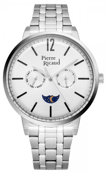 Zegarek Pierre Ricaud P97246.5153QF - duże 1