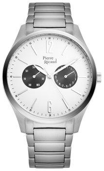 zegarek męski Pierre Ricaud P97252.4153QF2