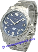 Zegarek męski Pierre Ricaud bransoleta P9878.3155 - duże 1