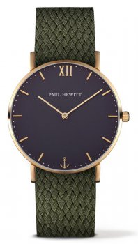 zegarek damski Paul Hewitt PHSAGSTB20M