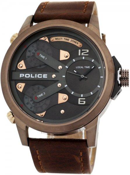 PL.14538JSBN-65A - zegarek męski - duże 3