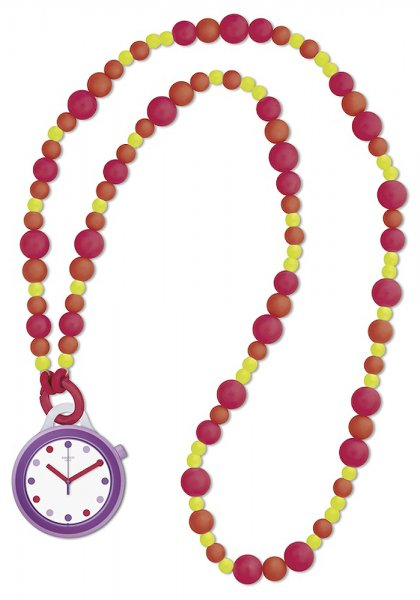 PNP100N - zegarek damski - duże 3
