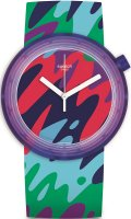 Zegarek męski Swatch pop PNP101 - duże 1