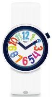 Zegarek damski Swatch pop PNW107 - duże 1