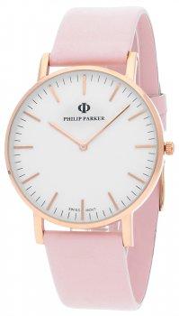 zegarek  Philip Parker PPIT014RG2