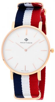 zegarek  Philip Parker PPNY004RG1