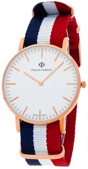 zegarek  Philip Parker PPNY004RG2