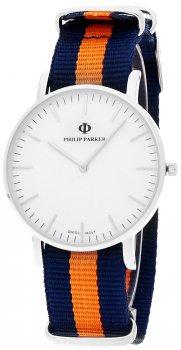 zegarek  Philip Parker PPNY006S2