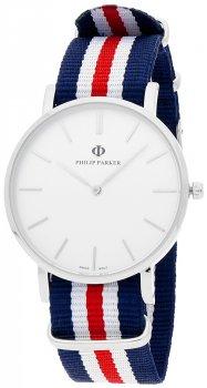 zegarek  Philip Parker PPNY007S1