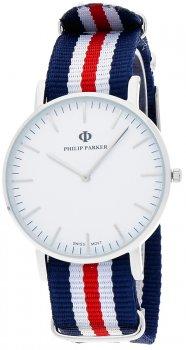 zegarek  Philip Parker PPNY007S2