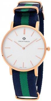 zegarek  Philip Parker PPNY008RG1