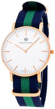 zegarek  Philip Parker PPNY008RG2