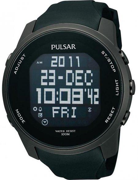 Zegarek Pulsar PQ2011X1 - duże 1