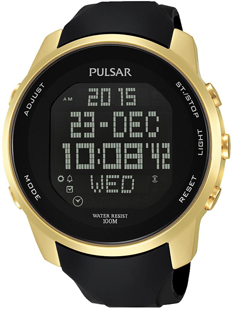 Zegarek Pulsar PQ2048X1 - duże 1