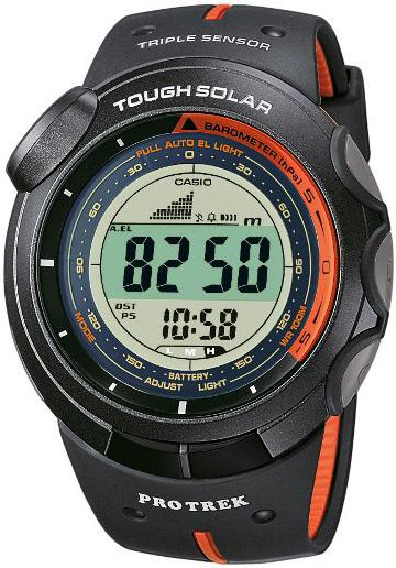Zegarek ProTrek Casio Gran Paradiso - męski - duże 3