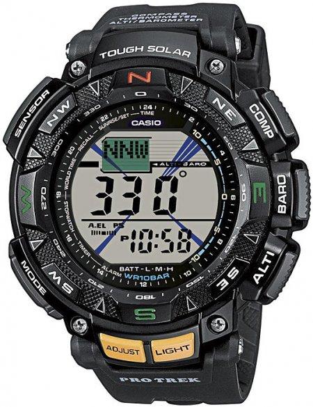 Zegarek ProTrek Casio Saltoro Kangri - męski - duże 3