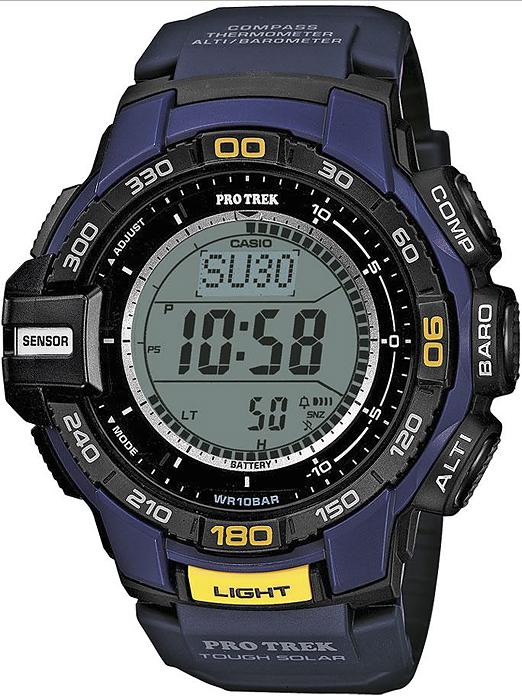 Zegarek Casio ProTrek PRG-270-2ER - duże 1