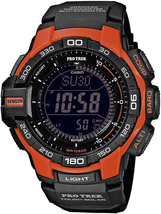 PRG-270-4ER - zegarek męski - duże 3