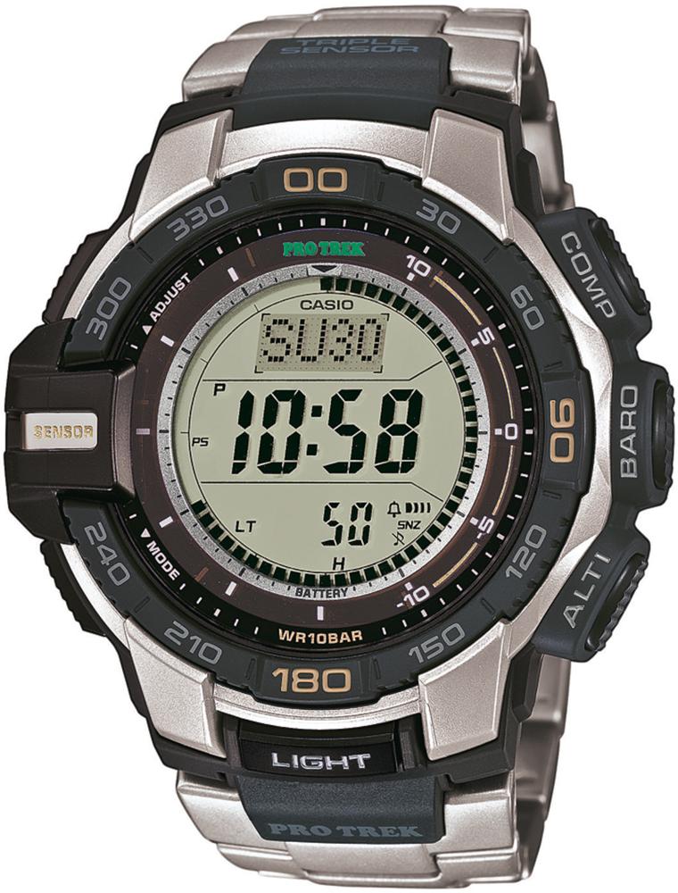 Zegarek Casio ProTrek PRG-270D-7ER - duże 1