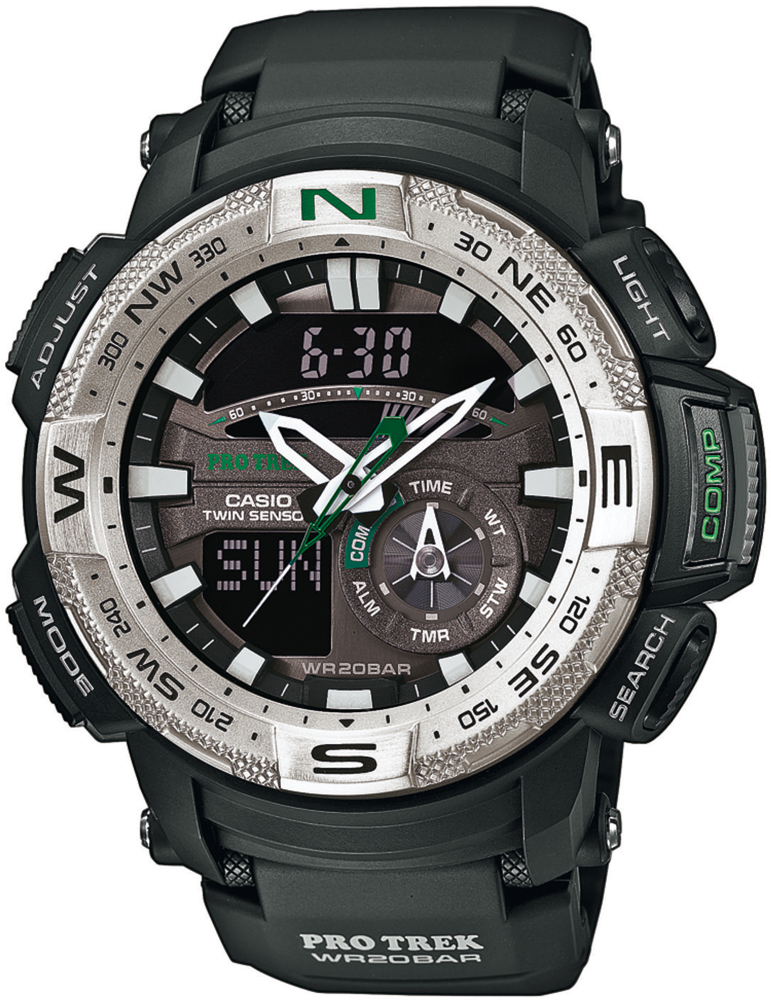 Zegarek ProTrek Casio Pico Corralejo - męski - duże 3
