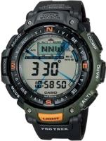 Zegarek męski Casio protrek PRG-40-3VER - duże 1