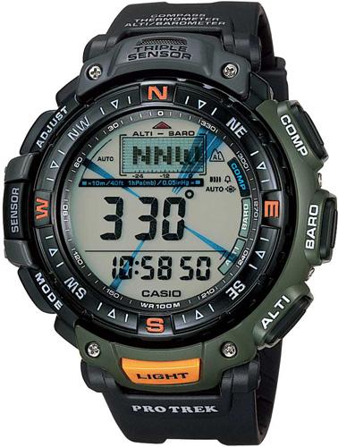 PRG-40-3VER - zegarek męski - duże 3
