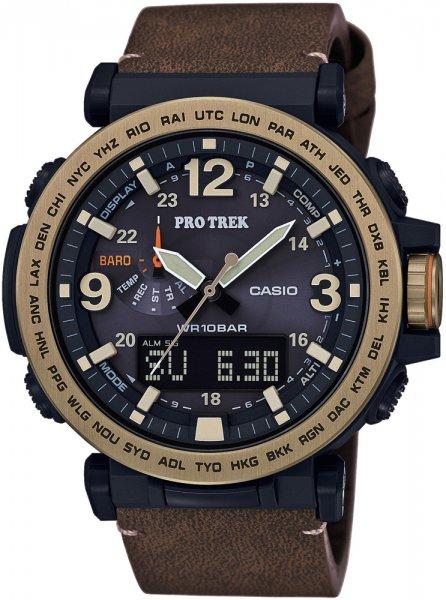 Zegarek męski Casio ProTrek protrek PRG-600YL-5ER - duże 3