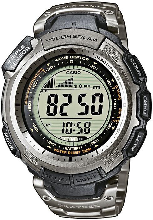 Zegarek ProTrek Casio Dunagiri - męski - duże 3