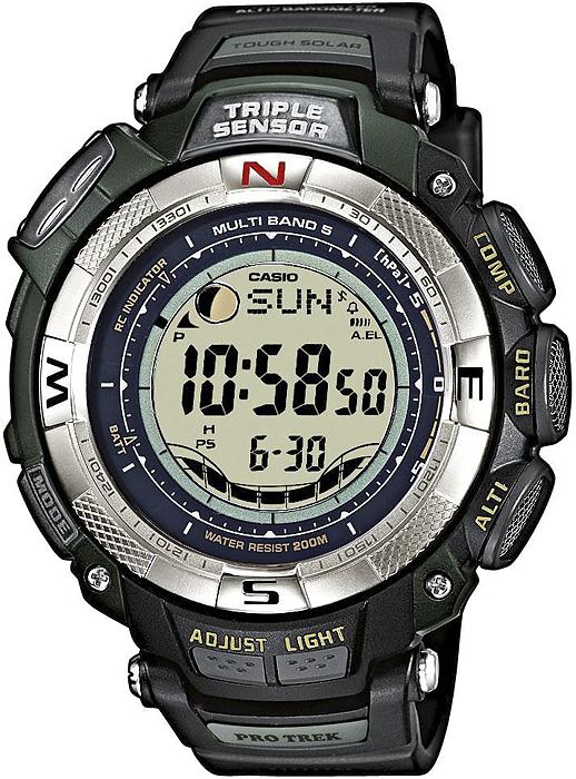 PRW-1500-1VER - zegarek męski - duże 3