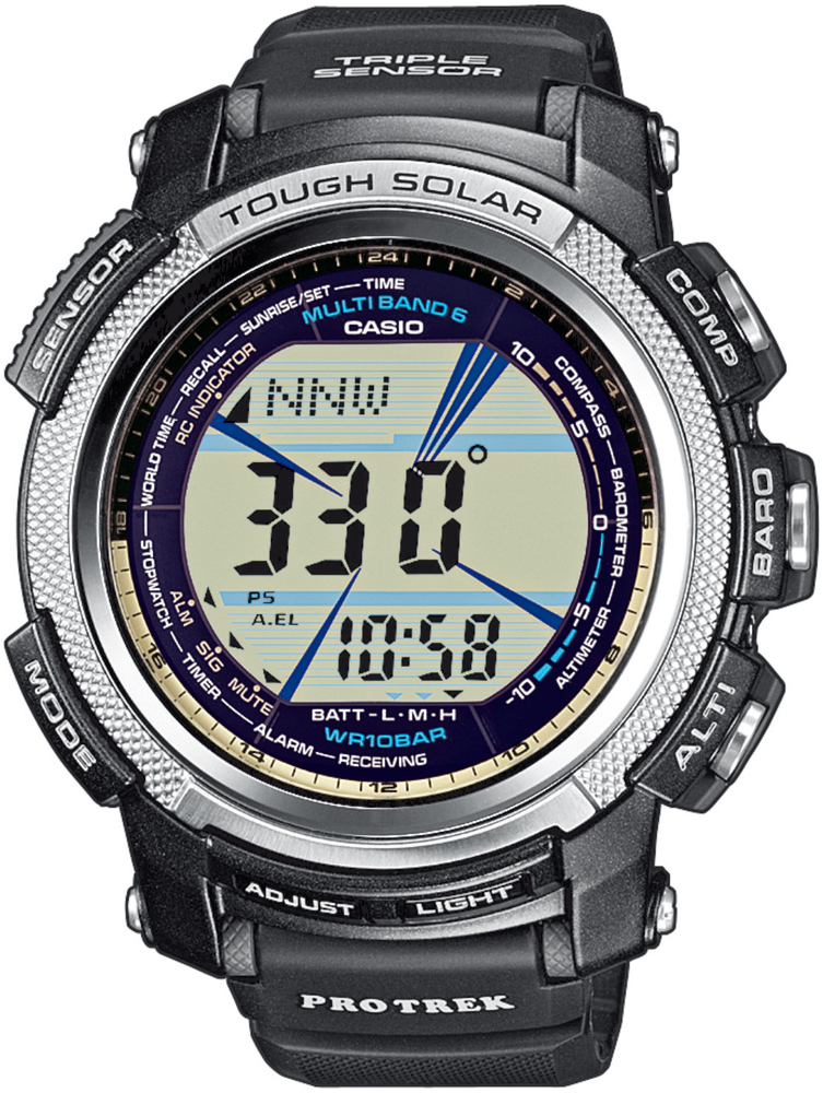 Zegarek ProTrek Casio Punta Baretti - męski - duże 3