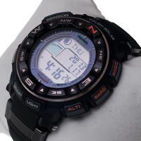 Zegarek męski Casio protrek PRW-2500-1ER - duże 2