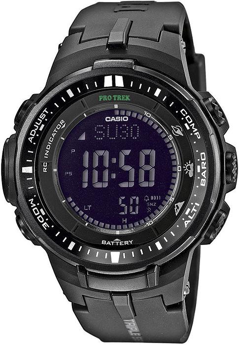 Zegarek Casio ProTrek PRW-3000-1AER - duże 1