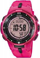 Zegarek damski Casio protrek PRW-3000-4BER - duże 1
