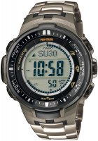 Zegarek męski Casio ProTrek protrek PRW-3000T-7ER - duże 1