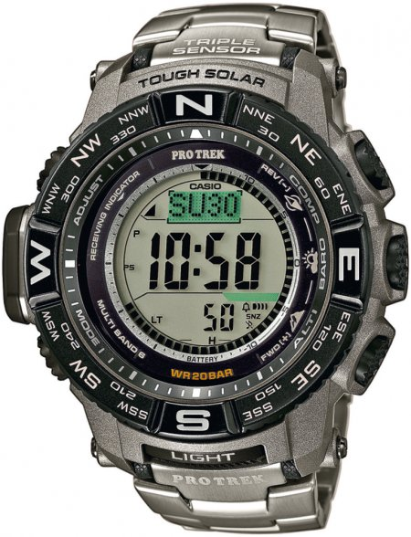 Zegarek ProTrek Casio Cerro Tumisa - męski - duże 3