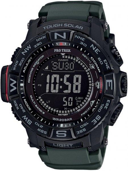 Zegarek ProTrek Casio EARTH COLOR - męski - duże 3