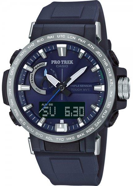 Zegarek męski Casio ProTrek protrek PRW-60-2AER - duże 3