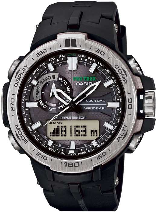 zegarek casio pro trek prw 6000-1
