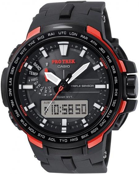 Zegarek Casio ProTrek PRW-6100Y-1ER - duże 1