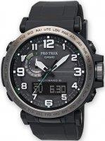 Zegarek męski Casio protrek PRW-6600Y-1ER - duże 1