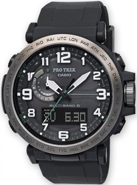 Zegarek Casio PRW-6600Y-1ER - duże 1
