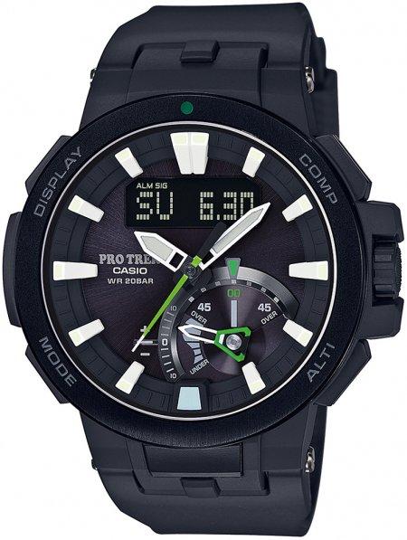 Zegarek ProTrek Casio Grand Teton - męski - duże 3