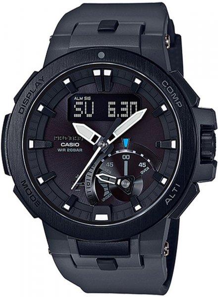 Zegarek ProTrek Casio South Teton - męski - duże 3