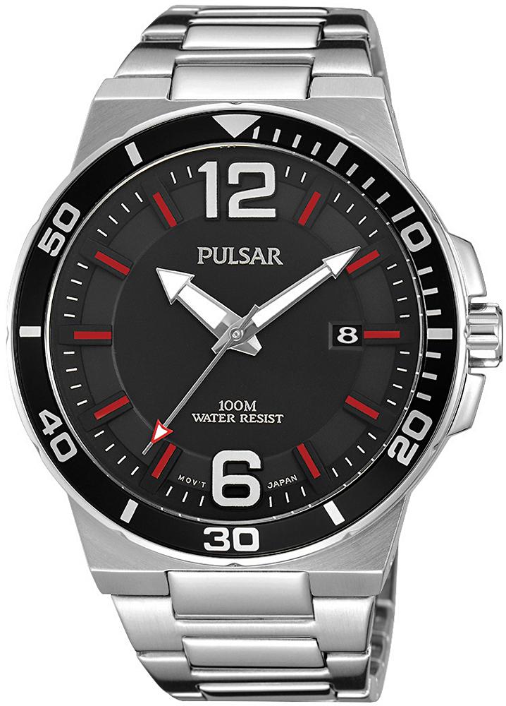 PS9397X1 - zegarek męski - duże 3
