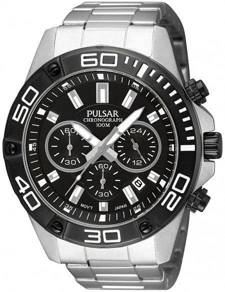 PT3307X1 - zegarek męski - duże 3