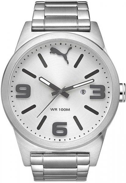 PU104091003-POWYSTAWOWY - zegarek męski - duże 3