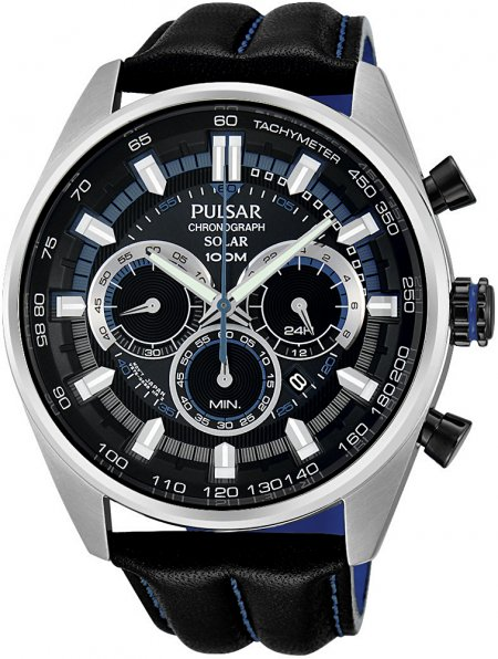 PX5009X1 - zegarek męski - duże 3