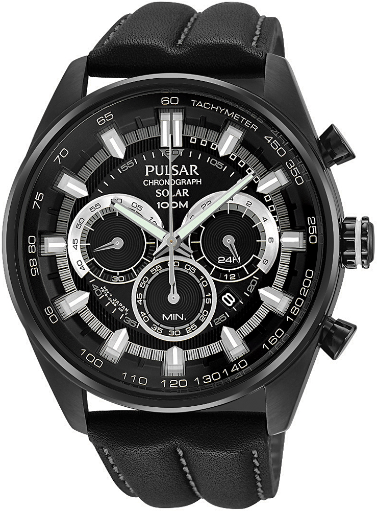 PX5015X1 - zegarek męski - duże 3