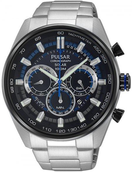 Zegarek Pulsar PX5019X1 - duże 1
